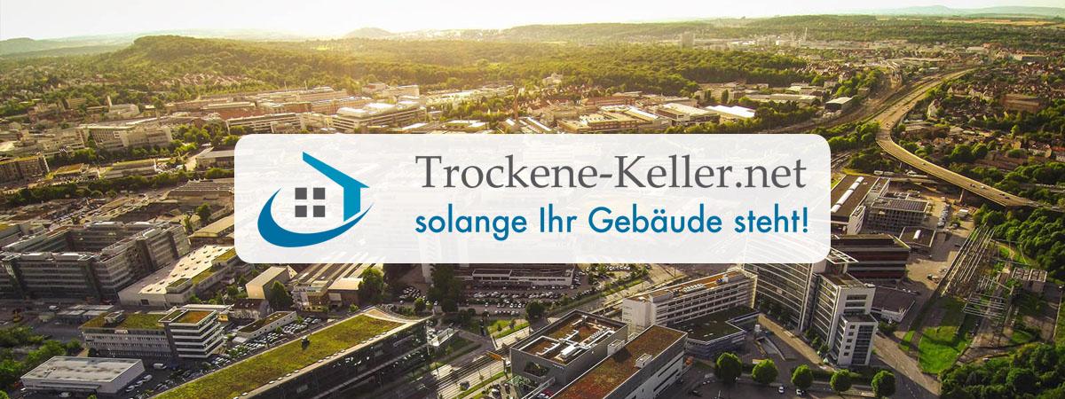Abdichtungen Kusterdingen - Trockene-Keller.net Kellersanierungen